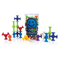 FAT BRAIN TOY SQUIGZ STARTER SET