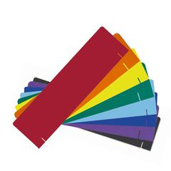 FLIPSIDE PROJECT BOARD HEADERS ASSORTED 1 EACH OF 8 COLORS