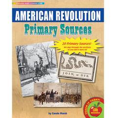 GALLOPADE PRIMARY SOURCES AMERICAN REVOLUTION