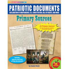 PRIMARY SOURCES PATRIOTIC DOCUMENTS