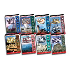 REAL KIDS REAL PLACES MYSTERIES SET 5 BOOKS 33-40