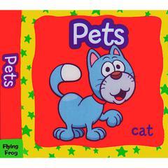 Pets Cloth Book