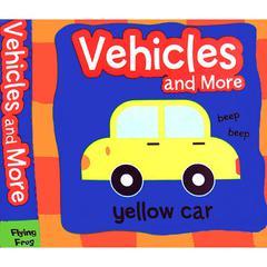 Vehicles Cloth Book