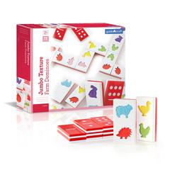 JUMBO TEXTURE DOMINOES