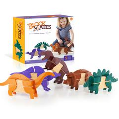 GUIDECRAFT USA BLOCK MATES DINOSAURS