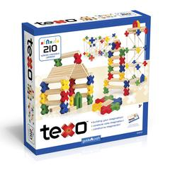 GUIDECRAFT USA TEXO 210 PIECE SET