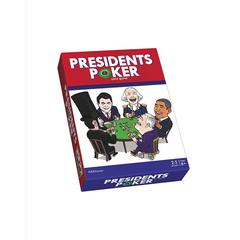 GEOTOYS PRESIDENTS POKER