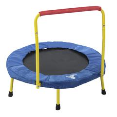 THE ORIGINAL TOY FOLD AND GO TRAMPOLINE