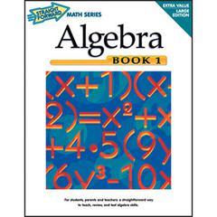 IPG BOOK ALGEBRA BOOK 1 STRAIGHT FORWARD LARGE EDITION