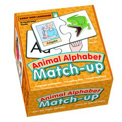 IPG BOOK ANIMAL ALPHABET MATCHUP