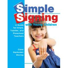 SIMPLE SIGNING WITH YOUNG CHILDREN