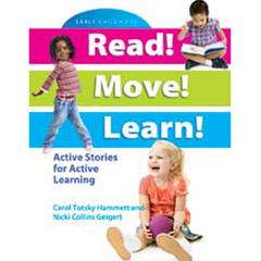 GRYPHON HOUSE READ MOVE LEARN