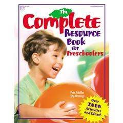 GRYPHON HOUSE THE COMPLETE RESOURCE BOOK GR PK-K