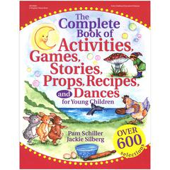 GRYPHON HOUSE THE COMPLETE BOOK OF ACTIVITIES GAMES STORIES PROPS RECIPES