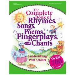 GRYPHON HOUSE THE COMPLETE BOOK OF RHYMES SONGS