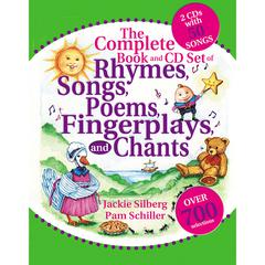 GRYPHON HOUSE THE COMPLETE BOOK OF RHYMES SONGS POEMS FINGERPLA