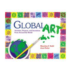 GRYPHON HOUSE GLOBAL ART