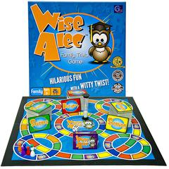 GRIDDLY GAMES WISE ALEC TRIVIA GAME