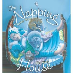 HOUGHTON MIFFLIN THE NAPPING HOUSE HARDCOVER