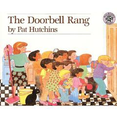 HARPER COLLINS PUBLISHERS THE DOORBELL RANG BIG BOOK