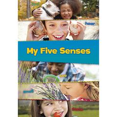 THESE ARE MY SENSES SET OF ALL 5 BOOKS