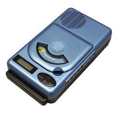 HAMILTON ELECTRONICS VCOM PORTABLE CD MP3 PLAYER