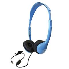 ICOMPATIBLE PERSONAL HEADSET W IN LINE MICROPHONE