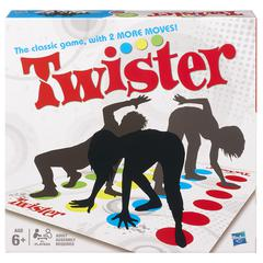 HASBRO TOY GROUP TWISTER