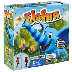 HASBRO TOY GROUP ELEFUN GAME