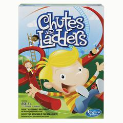 HASBRO TOY GROUP CHUTES & LADDERS