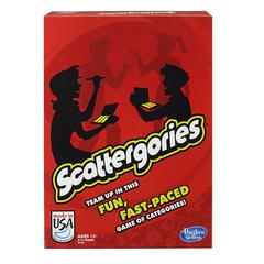 HASBRO TOY GROUP SCATTERGORIES