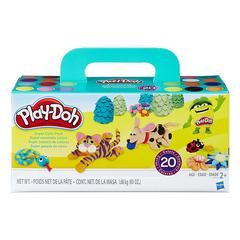 HASBRO TOY GROUP PLAY DOH SUPER COLOR PACK