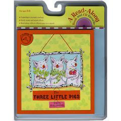 HOUGHTON MIFFLIN CARRY ALONG BOOK & CD THREE LITTLE PIGS