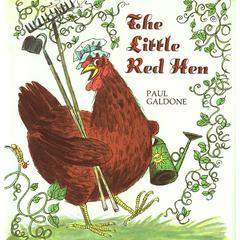 HOUGHTON MIFFLIN LITTLE RED HEN BIG BOOK