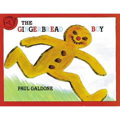 HOUGHTON MIFFLIN GINGERBREAD BOY BIG BOOK