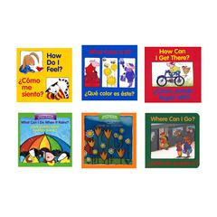 GOOD BEGINNINGS BILINGUAL SET OF 6 BOARD BOOKS