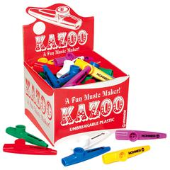 KHS AMERICA KAZOO CLASSPACK PACK OF 50 ASSORTED COLORS