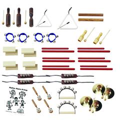 MULTI-INSTRUMENT CLASSROOM SET 35 PLAYER SET