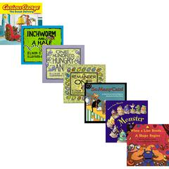 HOUGHTON MIFFLIN MATH LITERATURE KIT