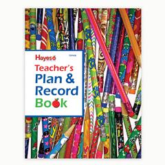 FLIPSIDE TEACHERS PLAN AND RECORD BOOK