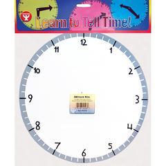 BLANK CLOCK KIT 24 CLOCKS