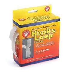 HOOK & LOOP FASTENER ROLL 3/4X5YD