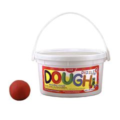 HYGLOSS PRODUCTS SCENTED DAZZLIN DOUGH RED WATERMELON 3 LB TUB