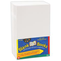 HYGLOSS PRODUCTS MIGHTY BRIGHT BOOKS 5 1/2 X 8 1/2 32 PAGES 10 BOOKS WHITE