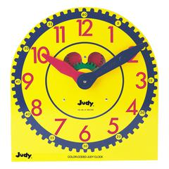 COLOR-CODED JUDY CLOCK