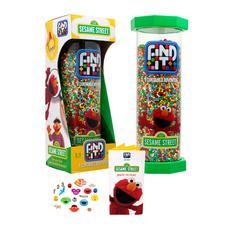 Find It Games Jr Sesame Street