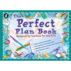 THE PERFECT PLAN BOOK GR K & UP 13 X 9
