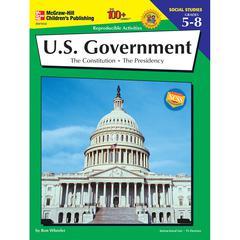 CARSON DELLOSA US GOVERNMENT 100+ GR 5-8