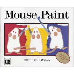 HOUGHTON MIFFLIN BIG BOOK MOUSE PAINT