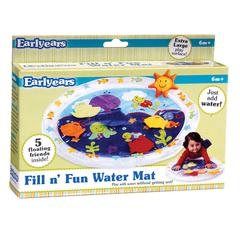 INTERNATIONAL PLAYTHINGS WATERPLAY MAT